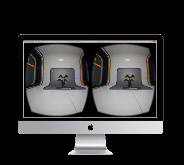 Oculus Rift on imac