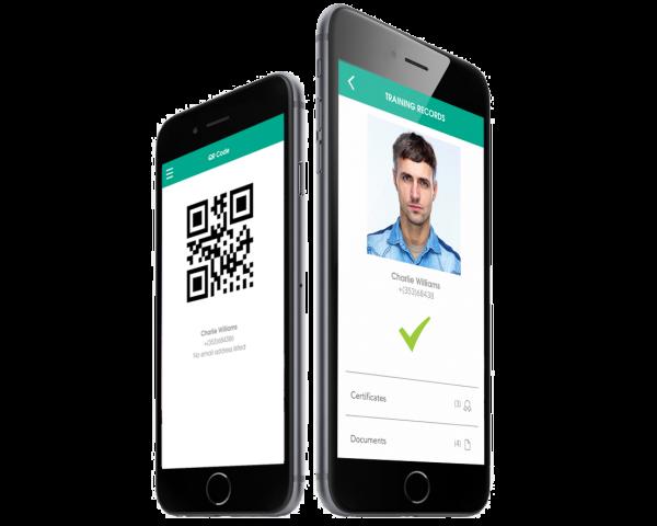QR code feature in Academy App