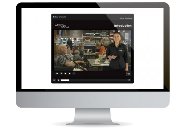 elearning content for coffee club