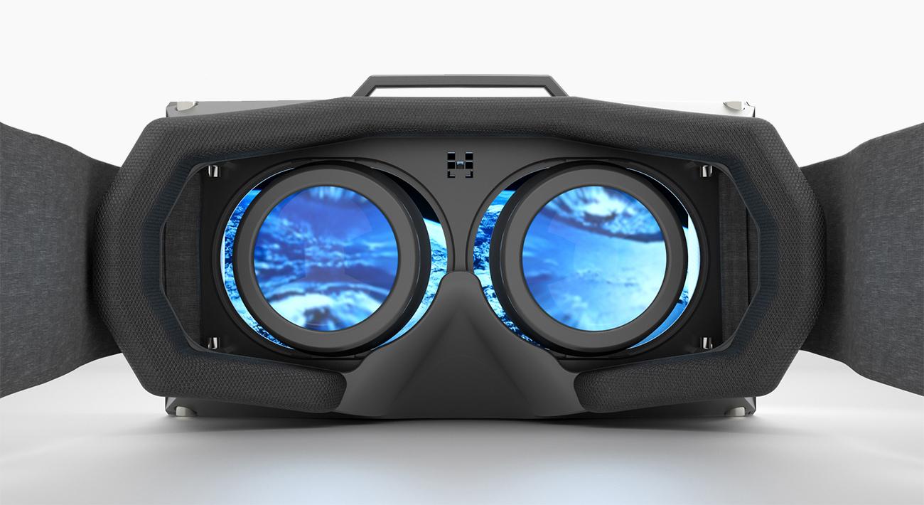 oculus rift inside Olive Learning Training